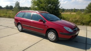 Citroen C5 BREAK 1.8 16V LPG