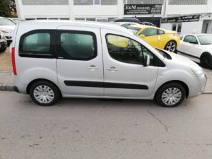 Citroen Berlingo 1.6 16V 110 LPG